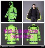 警察雨衣 警察加厚雨衣 警察冬季雨衣 交警加厚雨衣