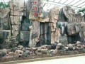 唐山大型水泥假山施工 大型塑山塑石施工