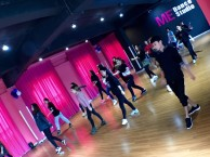 德阳舞蹈培训 爵士舞钢管舞ME华翎舞蹈培训 连锁学校