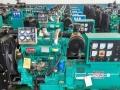 眉山厂家直销50KW柴油发电机全铜发电机3-3200KW