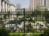 珠海小区围墙护栏院墙围栏多少钱一米锌钢护栏厂家