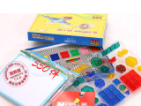 正品探索者磁力棒玩具 磁力魔棒盒装550件 厂家供货 优惠中