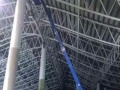 平顶山出租高空作业车,升降车6-50米,空压机