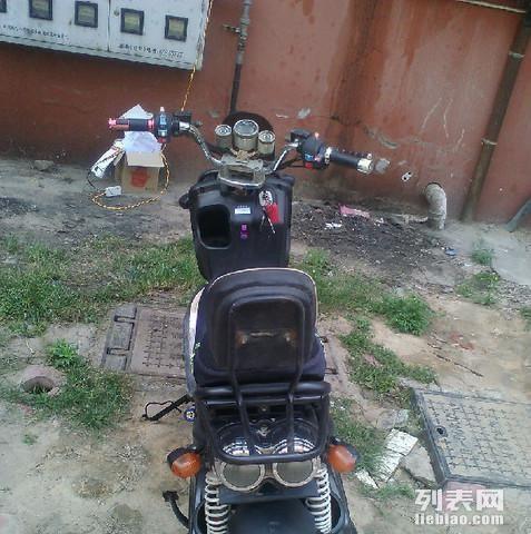 离开郑州低价转让一辆酷车联盟祖玛电动车一辆
