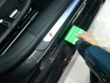 XPEL隐形车衣的优点奥迪S5局部贴透明车漆保护膜施工实拍