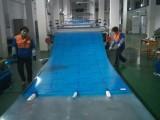 东营鲁西pc透明中空阳光板每平米价格