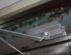 维修安装防盗门门禁卷闸遥控锁闭门器,指纹密码锁感应磁卡锁