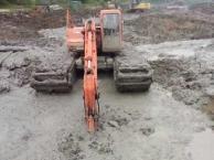 武汉江南机械设备租赁网湿地挖掘机租赁 睡着了水陆挖掘机
