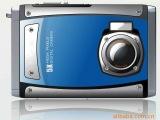 较新款数码防水摄像机旅途中较好的玩伴 记录美好生活 WHDV-5