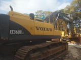 刚到沃尔沃挖掘机九成新急售