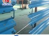 吕梁中阳县村村通公路工程提供波形护栏板镀锌护栏定做防撞设施