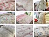 現貨60/80/100支全棉貢緞被殼半成品 被殼立襯自充絨