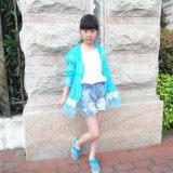 批发女童蕾丝花防晒衣 韩版中大女童14夏季新款防晒服儿童空调衫