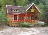 重庆小木屋木屋别墅树屋楼顶木屋