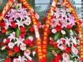 温州瓯海龙湾庆典开业花篮玫瑰百合市区免费送货上门