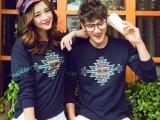 男女装卫衣加工来样定制韩版修身开衫套头卫衣厂家