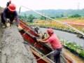 燕郊地基加固 房屋基础打桩专业基坑支护喷锚加固施工高速高效