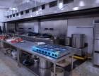 承接增城周边厨房排烟管集烟罩油烟净化设计安装工程