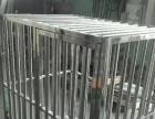 不锈钢狗笼转让。。。。