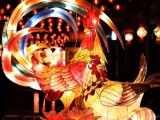 灯光节选浙江中璞-策划-设计-加工制作-销售一站式服务