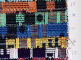 现货供应全棉提花系列 民族布 细条子提花布 丽江布民族土布