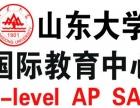 山东大学剑桥国际高中A-level课程
