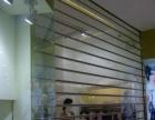 常州钢化玻璃门 钢化玻璃窗玻璃隔断 电动卷帘门