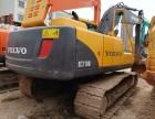 沃尔沃210二手原版挖机低价转让 另出售其他品牌大小二手挖机