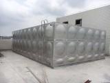 不锈钢水箱供应日冠方形生活水箱304储罐供水设备多种规格