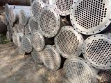 促销二手列管冷凝器 二手化工设备二手不锈钢列管冷凝器