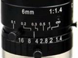 百万级别6mm镜头MR-0614mm 上海默然光电有限公司