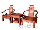 仿古官帽椅圈椅中式椅 逸轩阁红木古典家具