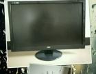 网吧工作室倒闭电脑处理,27英寸显示器加六核独显游戏主机。
