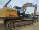 武汉出售二手卡特320卡特323卡特336挖掘机,质保一年