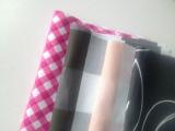 樱蔓diy布艺帆布布料多色格子加厚棉帆布沙发布料面料桌布批发