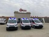 海南救护车出租 三亚救护车租赁 脑出血患者回家用车