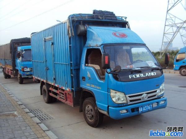全新4米3时代小货车南昌县搬家货运我较便宜