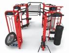 天展健身器材 多功能训练器360 健身美体 国际标准器材