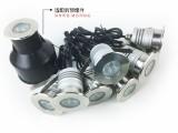 水底灯安装方法,水底灯LED 12V 防水IP68水下鱼缸灯