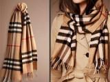 2014新款大牌围巾羊绒格子披肩高档秋冬季女厚厂家直销批发