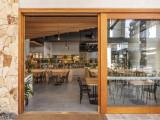 西安商城咖啡馆设计效果图
