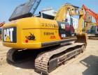 转让卡特323D挖掘机,大型进口挖掘机包邮