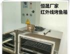 贵阳市留一手烤鱼专用的电烤箱 烤鱼箱生产制造商