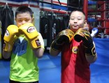 北京儿童散打培训班-北京少儿搏击培训班-北京小孩哪里学散打
