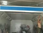 低价出售二手汽修设备 二手举升机 标准烤漆房