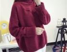 网上爆款尾货毛衣批发广州十三行外套原单服装厂清仓毛衣工厂直销