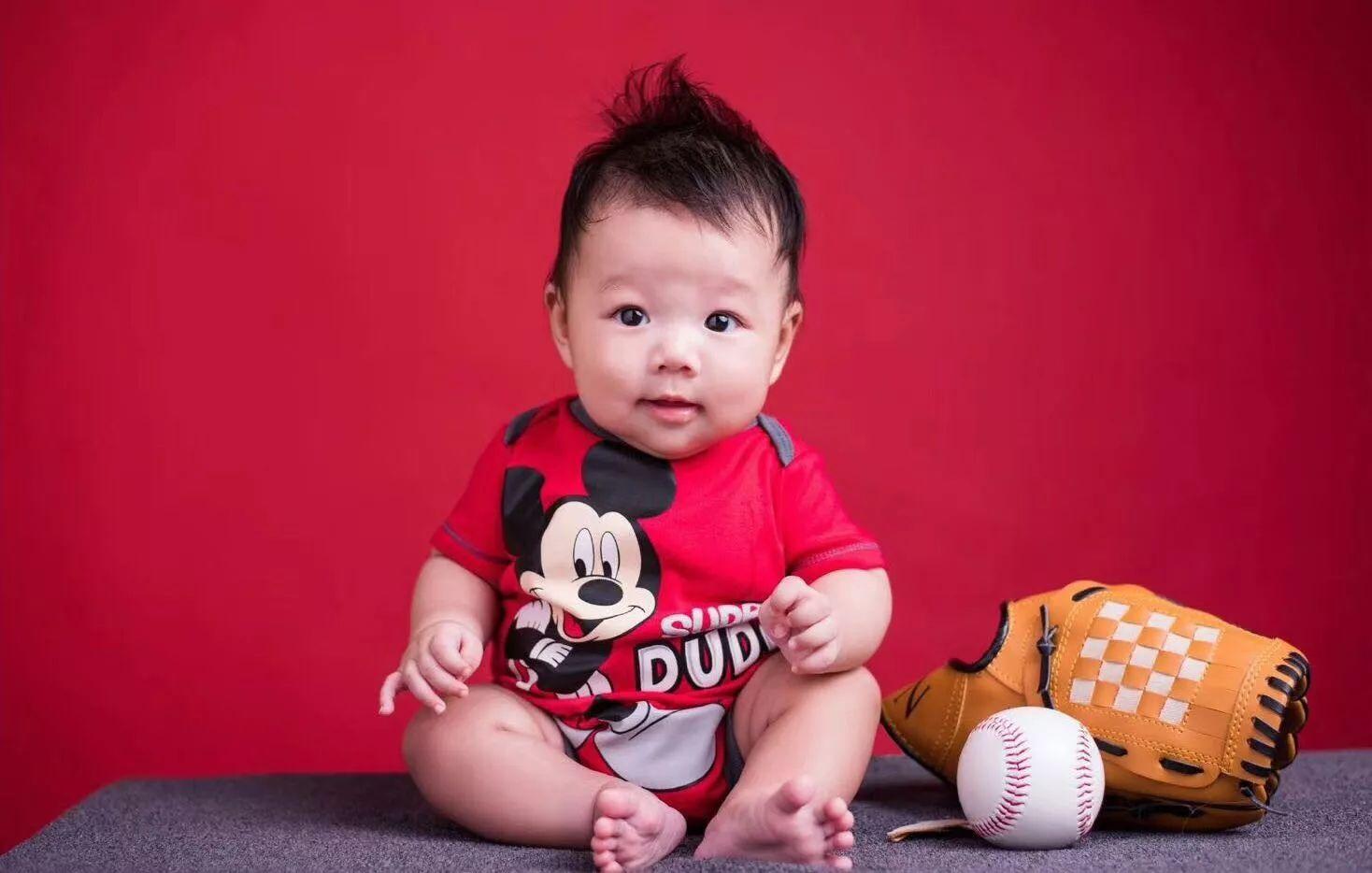 重庆babyface儿童摄影跨年宝宝亲子主题发布