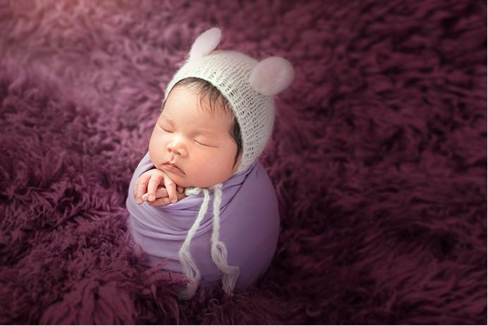 太原新生儿 摄影宝宝满月照 百天照亲子照上门服务