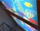 济宁游泳馆吊顶 洗浴澡堂防水吊顶安装 蓝天白云喷绘精华图案