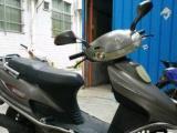 二手摩托车市场长期出售摩托车经营的品牌有 本田 幸福 雅玛哈 铃木 豪爵 光阳